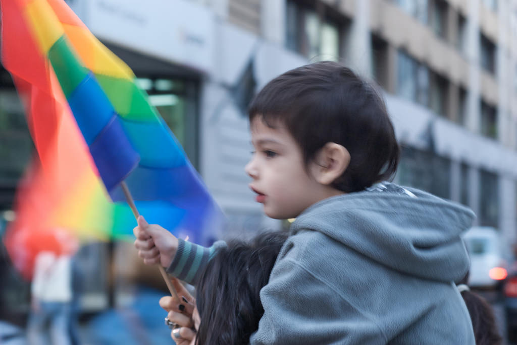 child_with gay flag