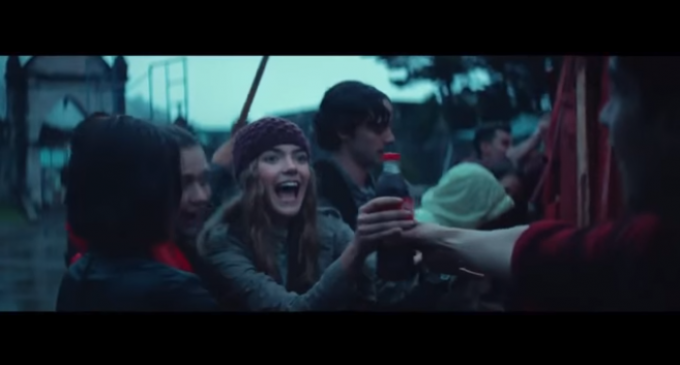 Coca Cola Apologizes For 'Offensive' Ad Showing Whites Doing Nice Things For Mexican Indigenous People