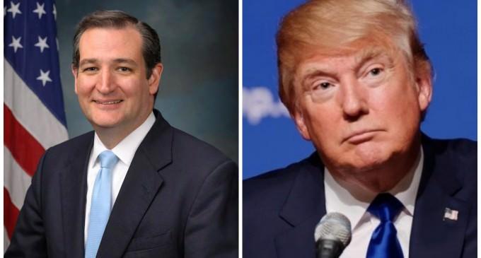 Senator Ted Cruz Takes The Lead In Iowa