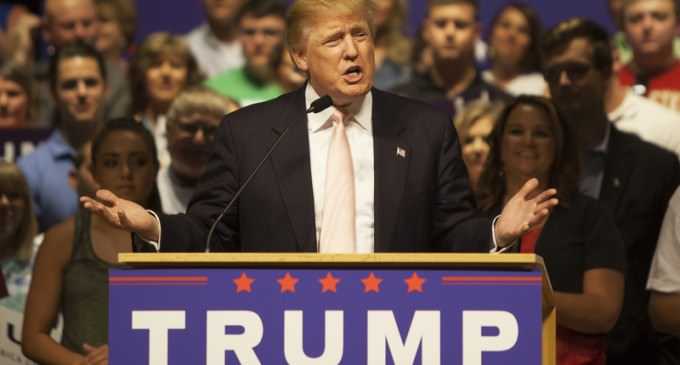 Trump's Call For A Ban Muslim Immigration