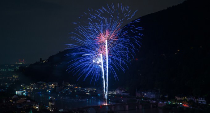 Fireworks Cancelled Because It Might Upset The Refugees