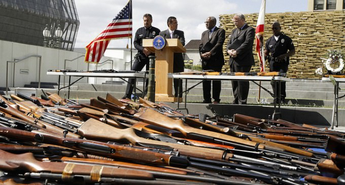 """New Gun Control Legislation: """"To Ensure That The Right To Keep And Bear Arms Is NOT Unlimited"""""""