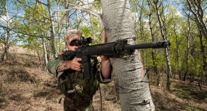 Militia, Ranchers in a Showdown With the BLM