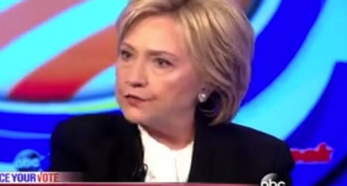 Hillary Clinton Calls Benghazi Families Liars