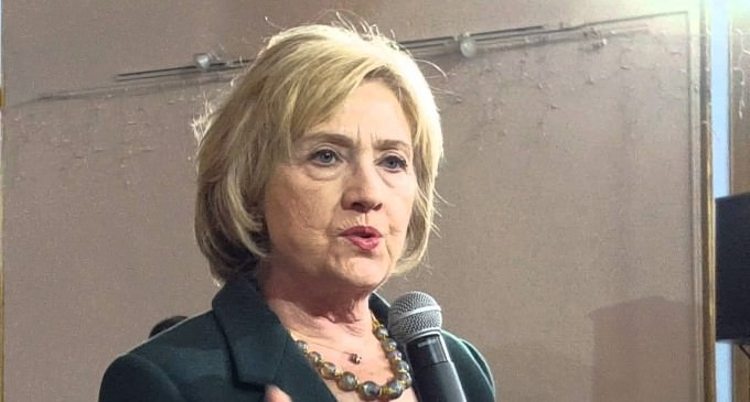 Hillary: Armed Americans Don't Make The Country Safer