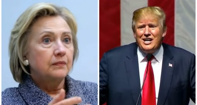 """Trump and Hillary Debate Preview: Hillary Gets """"Schlonged"""""""