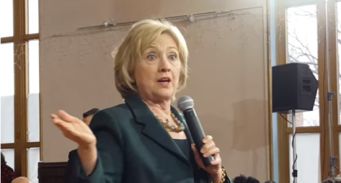 Hillary Clinton Claims She 'Doesn't Know' If She Has Ever Taken Money From Big Oil Companies