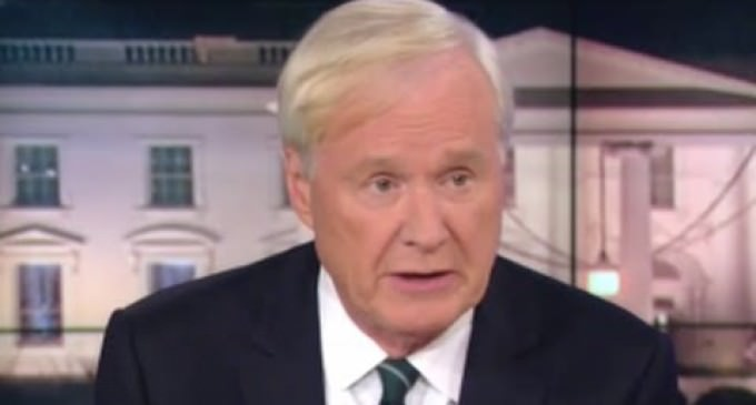 Matthews: 'Law and Order' Has 'A Racial Tone To It'