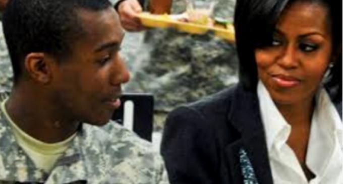 Marine Pens A Brutal Christmas Smackdown Letter For Michelle Obama