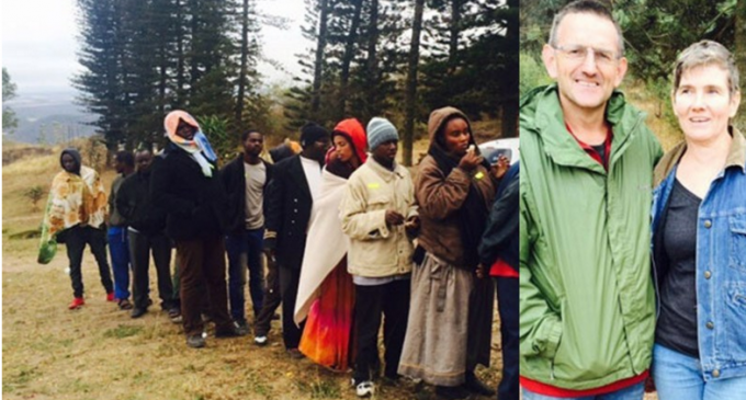 Couple Takes In Over 100 Refugees, Ends Up Fleeing For Their Lives