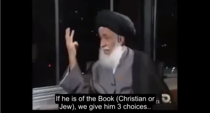 "Islamic Cleric: ""We want to invade America and the Christians will die"""