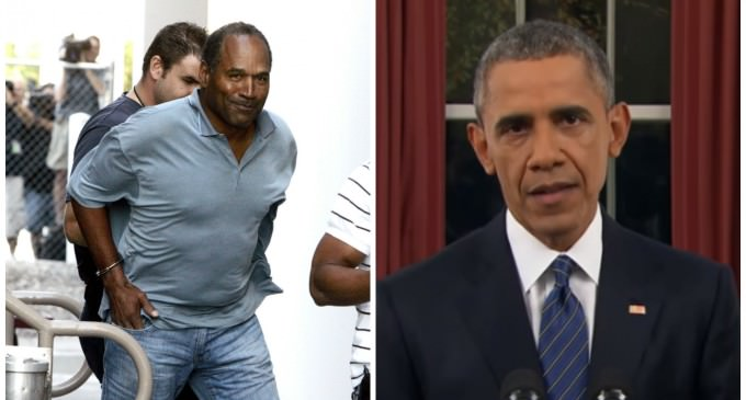 OJ and Obama, Race Relations at a 20 Year Low