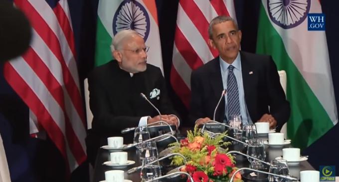 India Official Denounces Climate Change As 'Carbon Imperialism'