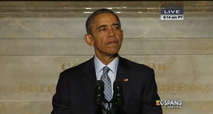 Obama: America and The Constitution are a 'Work in Progress'