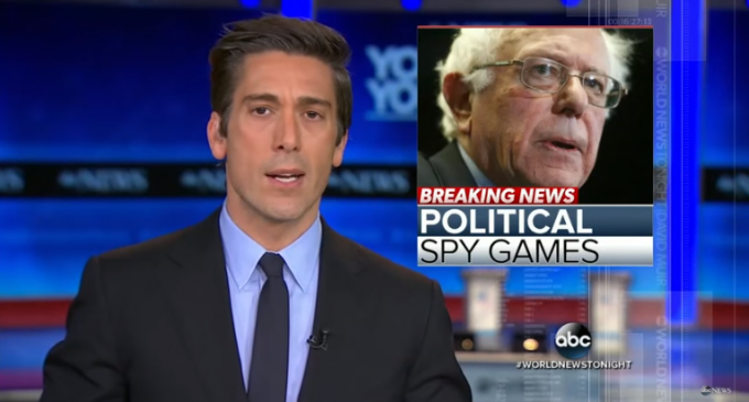Sanders Sues DNC After Suspension For Hacking Hillary's Voter Files