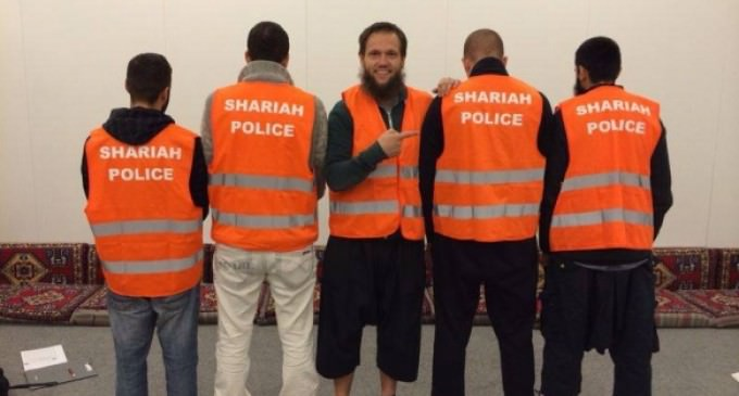 "Germany Now Has ""Sharia Police,"" Who Patrol The Streets Attempting To Enforce Islamic Law"