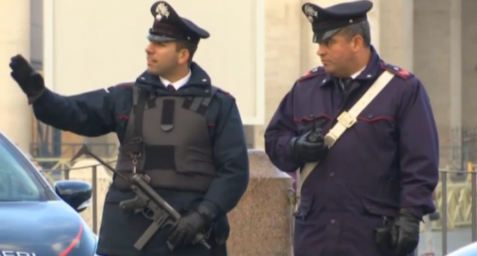Vatican Steps Up Security After ISIS Threats
