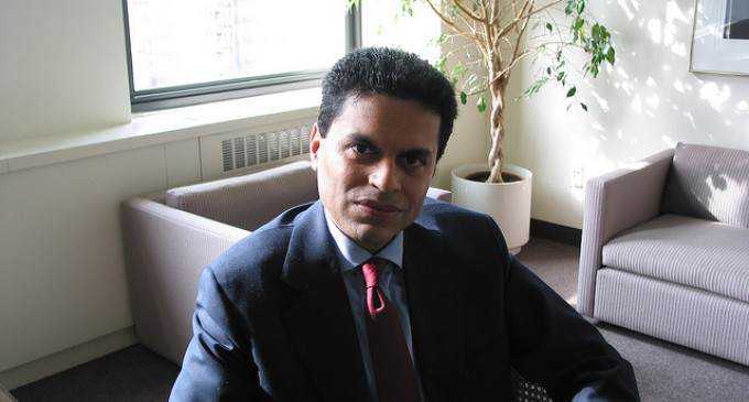 Fareed Zakaria To White People: You are Dying and Trump Can't Save You