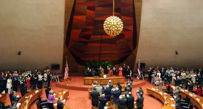 Hawaii State Legislature Introduces Bill Forcing Citizens To Buy Insurance For Guns