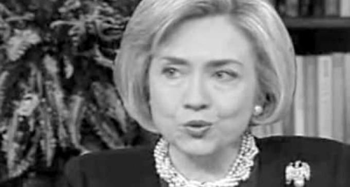 Flashback to 1998: Hillary Threatens Bill's Accusers