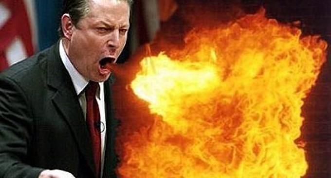 Al Gore's Big Polar Bear Lie