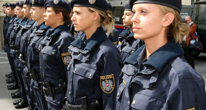 Austrian Cops Tell Women Not To Go Outside Because of Migrant Muslim Rape Gangs
