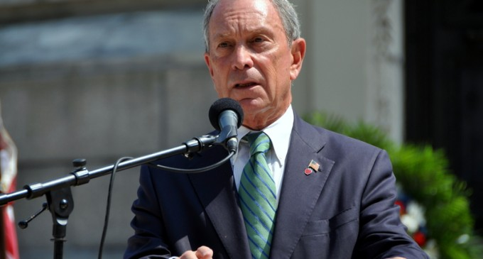 Michael Bloomberg Draws Up Plans for Presidential Run as an Independent