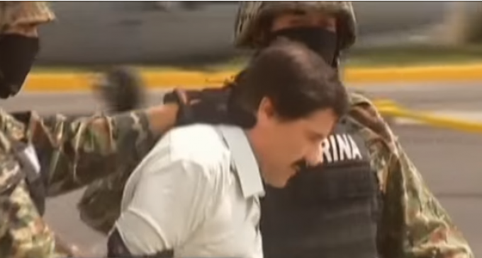 'Fast & Furious' Rifle Discovered in 'El Chapo' Cache at Time of Arrest