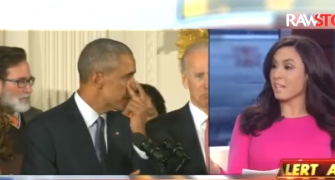 Fox Host: Obama Might Have Used Raw Onions To Cry