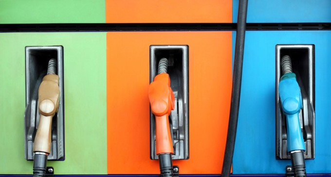 Michigan City Sees Gas Prices at 46 Cents a Gallon