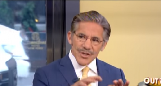 """Geraldo Rivera: Obama Failed Because """"the Nation was not Ready for a Black President"""""""
