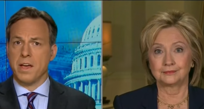 Hillary Gives Flimsy Excuse Why She Won't See 13 Hours