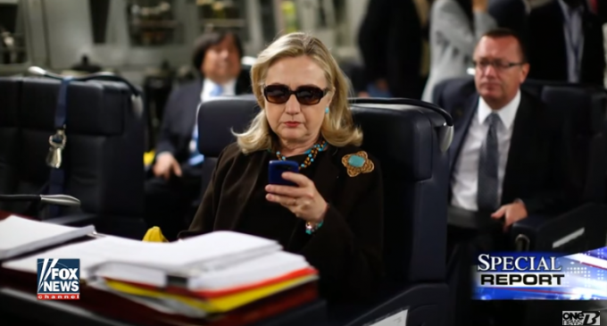 Emails Reveals State Dept Appointed Former Clinton Campaign IT Director To Protect Hillary