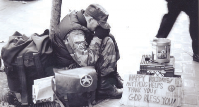Help Give a Homeless Veteran a Bed