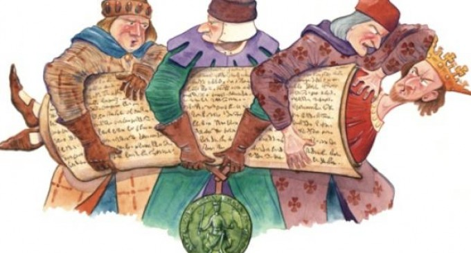 Geller: The Country that Gave the World the Magna Carta is Dead