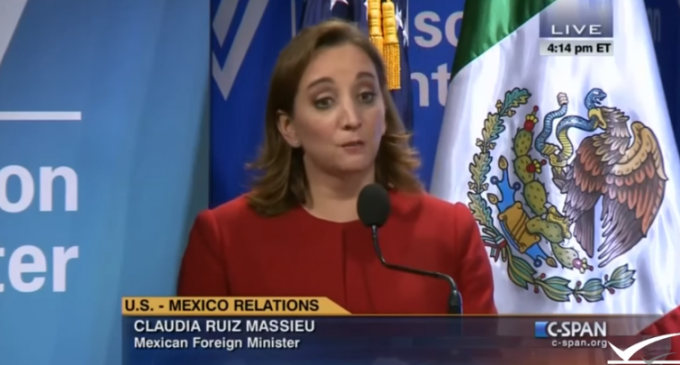 Mexican SFA: America Must Drop Its Racism and Embrace Migration