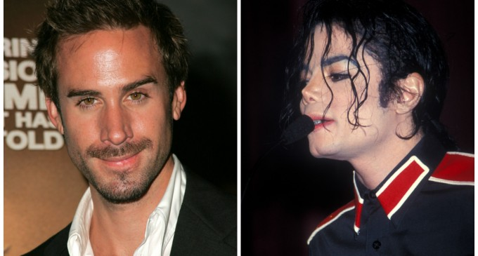 White Actor Playing Michael Jackson Sparks Outrage