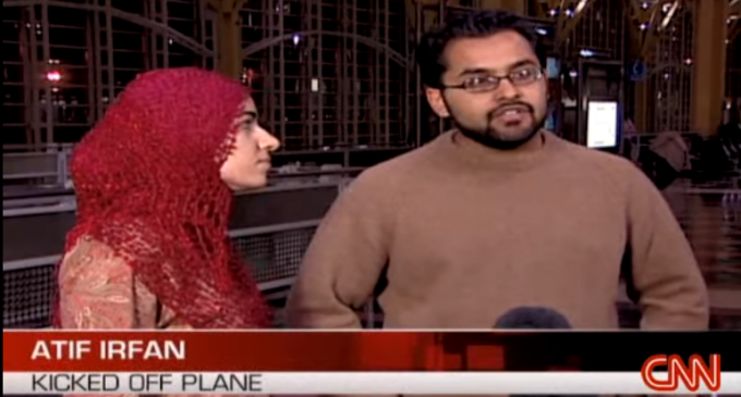Muslims With Questionable Social Media Page Content Kicked Off Plane