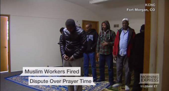 200 Muslims Fired After Walking Off Job Over Prayer Dispute