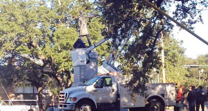 City To Remove Confederate Monuments, Despite Lawsuit
