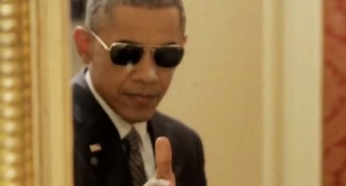 Obama Gives Himself Massive, Permanent Pay Raise