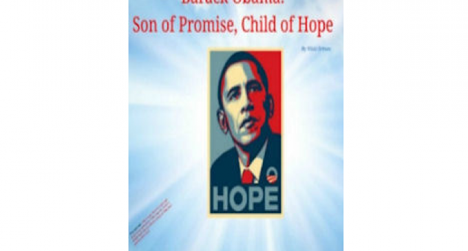 Common Core Lesson Plan Portrays Obama As Messiah To Third Graders