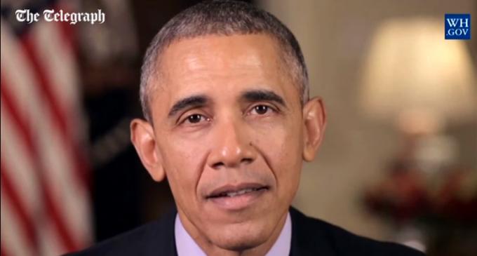 Obama Announces He Will Enact Back-Door Gun Control