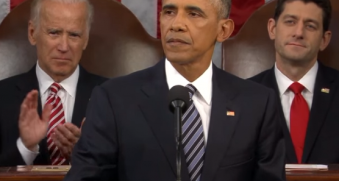 Obama Blames Congress for Their Inaction on ISIS