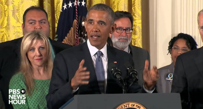The Five Most Egregious Aspects of Obama's Gun Control Actions