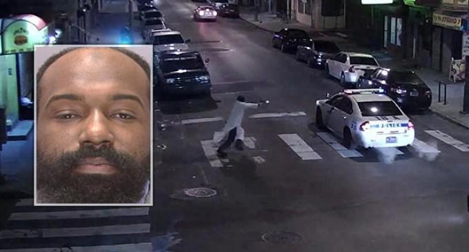 Philadelphia Cop Ambushed 'in the name of Allah'