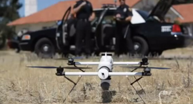 Feds Planning To Use Drones As Backdoor Onto Americans' Private Property