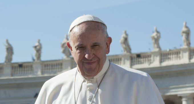 Pope Francis: Countries Must Change to Suit Migrants