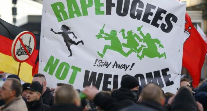 'Roving Gangs of Migrants' Sexually Attack Women at German Festival