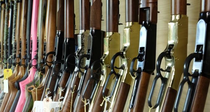 California Bill Seeks to Ban all Guns Stores